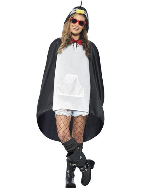 penguin costume penguin poncho festival costume 27609 fancy dress