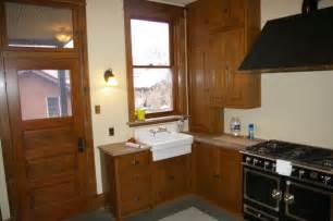 Quarter Sawn Oak Cabinets Kitchen by Quarter Sawn Oak Kitchen Traditional Kitchen St