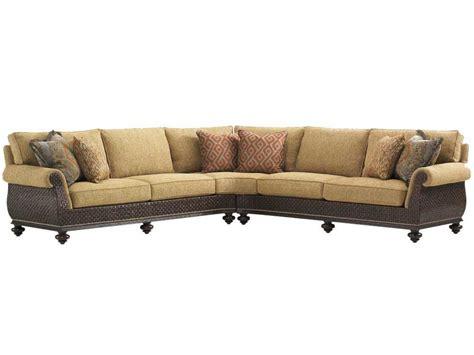 sectional sofas island bahama island traditions westbury sectional sofa