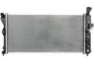 new radiator assembly fits chevrolet impala 2000 2001 2002