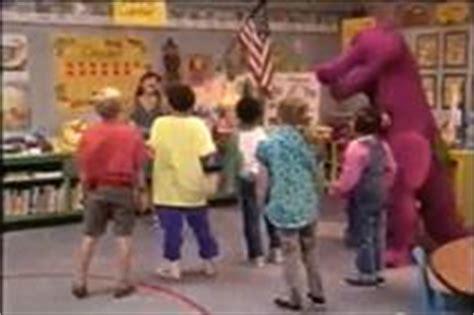 barney the backyard gang barney goes to school barney goes to school barney friends wiki fandom powered by wikia