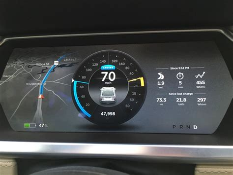 tesla model s instrument cluster who makes the virtual instrument cluster of the tesla