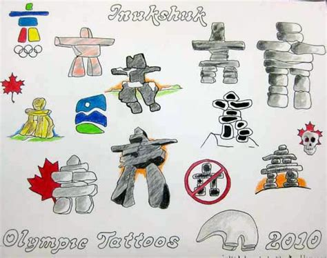 inukshuk tattoo designs 149 best images about inukshuks on canada