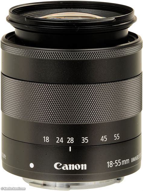 Tutup Lensa Canon 18 55mm canon 18 55mm is stm review