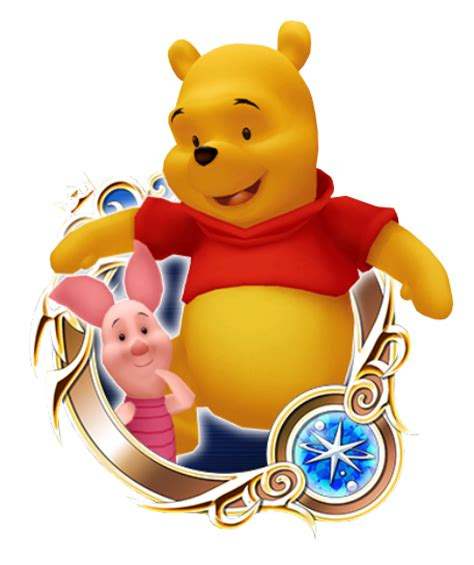 Honey Hunny The Pooh Iphone All Hp pooh piglet kingdom hearts unchained wiki