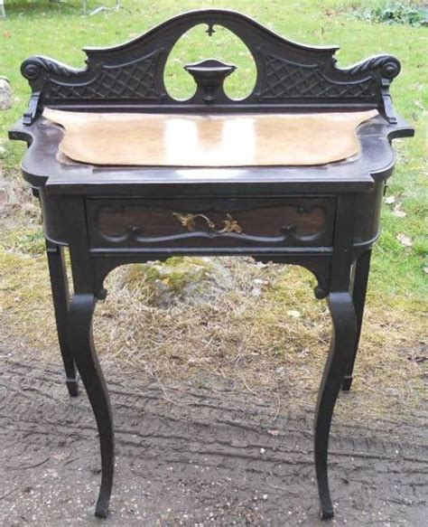 small ladies writing desk victorian ebonized small ladies writing desk 324424