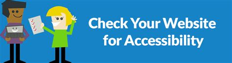 website checker how to check a website for accessibility