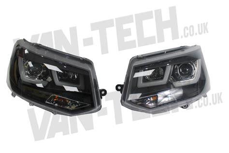 led light bar headlight vw t5 light bar lights 2010 2015