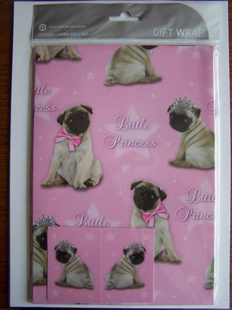 pug gift wrap 29 best images about gift ideas on day cards steunk clock