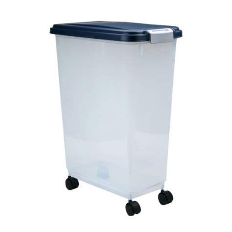 large food storage containers airtight large airtight storage container 47 quart in pet food