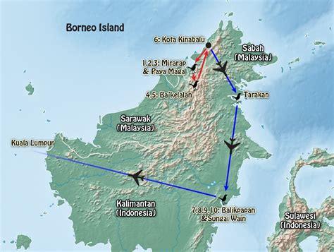 Borneo Kalimantan borneo sarawak kalimantan endemics 2018