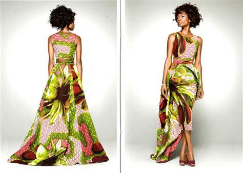 tenues africaines en tissu pagne le pagne en f 234 te le pagne en veux tu en voil 224