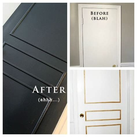 Pre Cut Interior Doors 25 best ideas about black doors on black