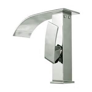 kokols ms01 cascade waterfall vessel sink faucet atg stores