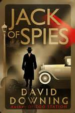 of spies a mccoll novel books david downing