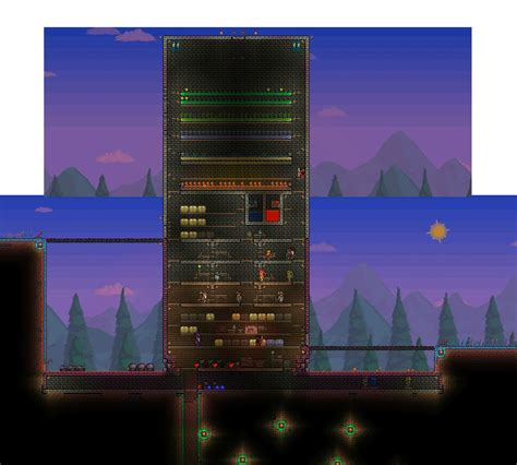 Latest Bed Design function over form hard mode ready house terraria