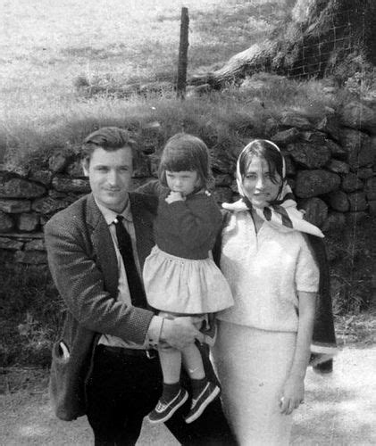 history of pin up ted ted hughes and assia wevill with daughter shura history