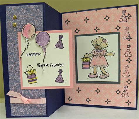 how to make a birthday card for friend devoted ster beary best friends birthday card