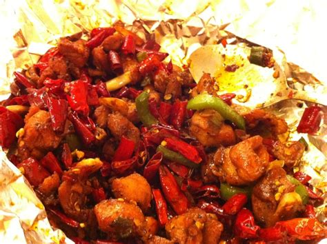 house of hunan chicago 307 diced chicken hunan style yelp