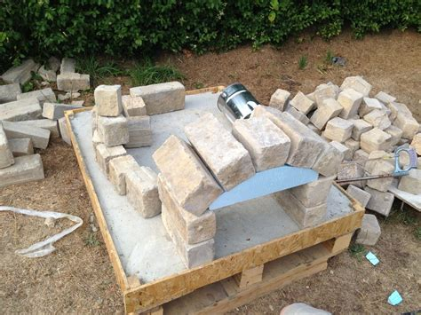 Handmade Oven - diy outdoor project pizza oven icreatived