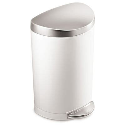 Modern Bathroom Wastebasket Likeable Bathroom Buy Simplehuman Trash Cans From Bed Bath Beyond Of Wastebasket With Lid Find