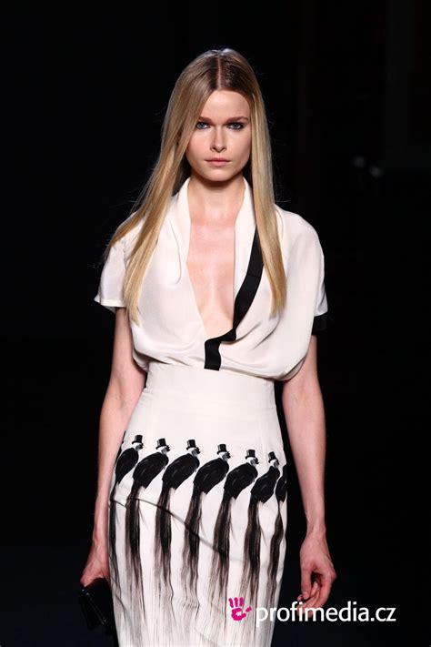 pret a porta pret a porter printemps ete 2012 hairstyle