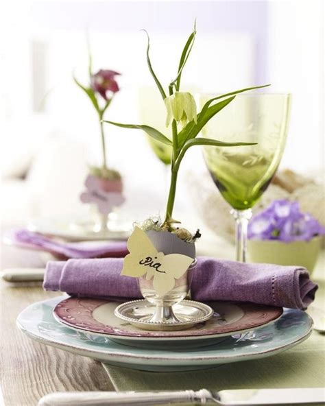 spring table settings 61 stylish and inspirig spring table decoration ideas
