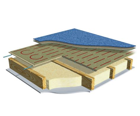 module floorheating modular ufh system for timber floors wavin esi building services