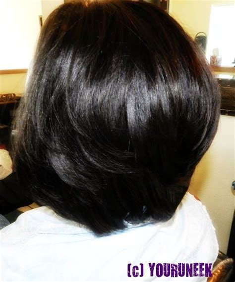 how to cut ur quick weave into layered stacked cyrls 56 best images about lαyεrεd ηαίr on pinterest