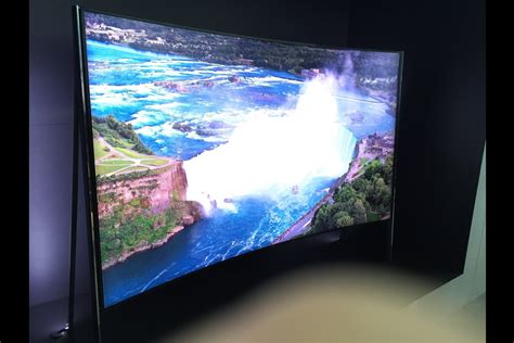 samsung 8k tv the 10 most outrageous tvs of ces 2016 techhive