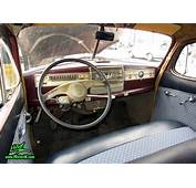 1947 Hudson Super Six Speedometer