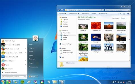 themes for windows 7 home premium windows 7 home premium download free oceanofexe