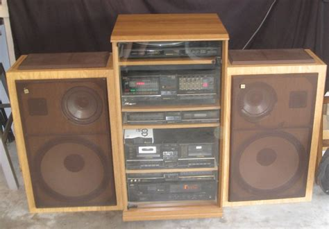 audio rack system super saver sale sanyo stereo system cocoa fl cd changer