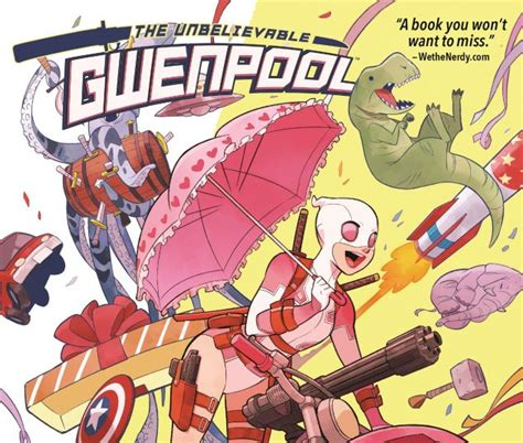 true stories of exceptional character volume 1 books gwenpool the vol 1 believe it trade