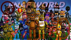 Adventures old freddy e phantom mangle five nights at freddy s world