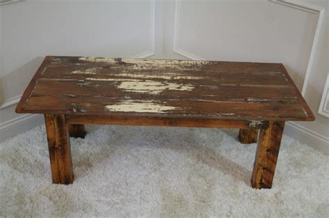 Barn Board Coffee Table Sophisticated Country Barn Board Coffee Table Farmhouse New York By Sophisticated Country