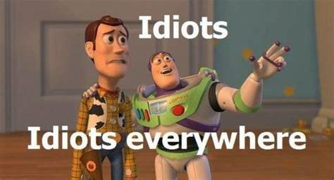 Buzz Everywhere Meme - real life woody and buzz lightyear memes