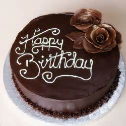 Birthday Cake image chocolate birthday cake on birthday cake and flower delivery in delhi