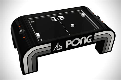 design game pong atari real life pong table gearnova