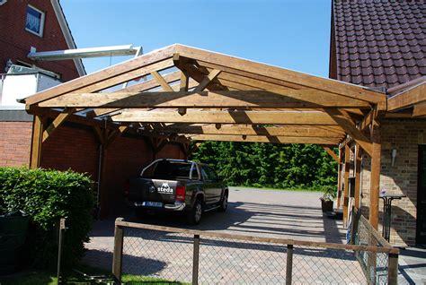 Carport Mit Satteldach by Satteldachcarport Aus Holz Konfigurieren Und Bestellen