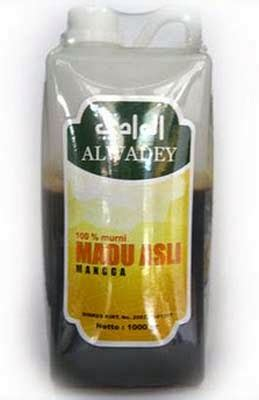 Alwadey Liar 500 Gr madu quot alwadey quot asli bersertifikat dan terbukti perluas