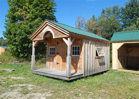 prefab pond house  cabin kit jamaica cottage shop