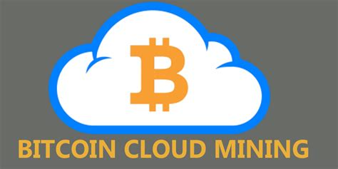 Bitcoin Cloud Mining | bitcoin cloud mining gt freeeducation