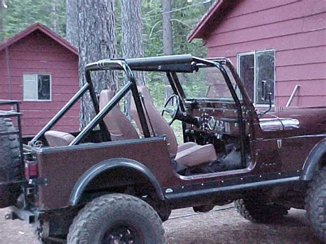 Jeep Cj Roll Cage Roll Cage Jeep Owners