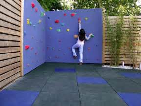 Backyard Rock Climbing Wall How To Create Unique Play Areas For Install It Direct