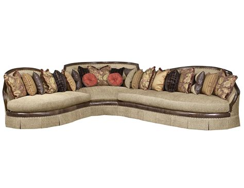 traditional sectional sofas traditional sectional sofa 375 traditional styled