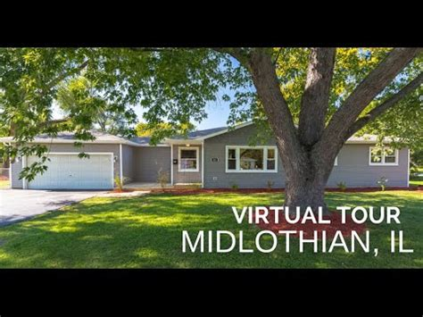 houses for sale midlothian il homes for sale in midlothian illinois youtube