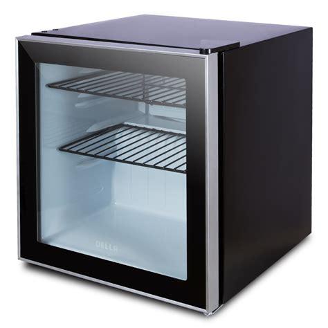 Beverage Refrigerator Mini Fridge Cooler Glass Door Wine Drink Fridge With Glass Door