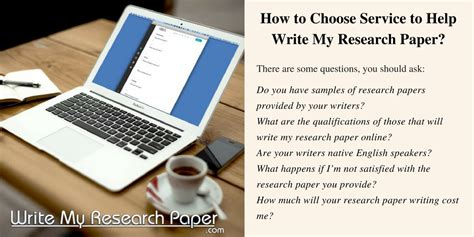 help me write a research paper who can help me to write my research paper