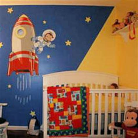 Curious George Nursery Decor Curious George Nursery Theme Bedding And Decorating Ideas